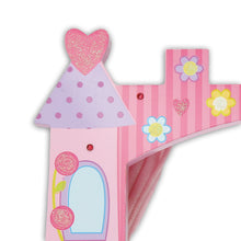 Enchanted Castle Wooden Puppet Theatre Set - Detail 1 - Lucy Locket