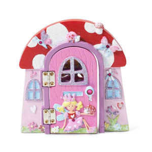 Magical 'Opening' Fairy Door - Closed - Lucy Locket