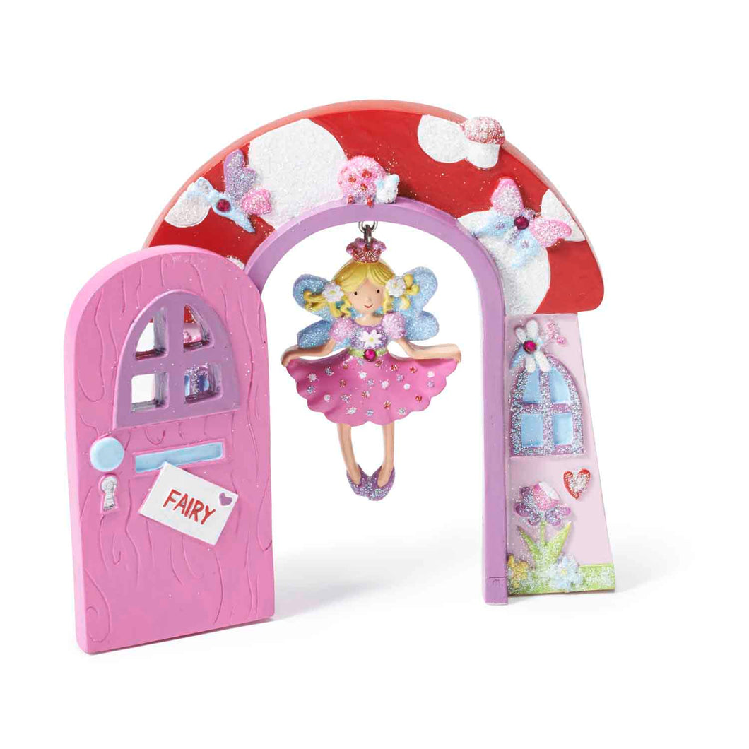 Magical 'Opening' Fairy Door - Open - Lucy Locket