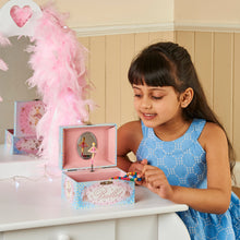 Ballerina Musical Jewellery Box - Child Playing with Music Box - Lucy Locket