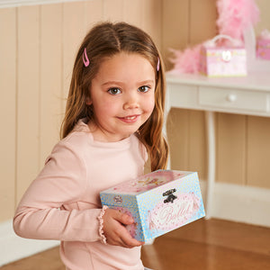 Ballerina Musical Jewellery Box - Child Carrying - Lucy Locket