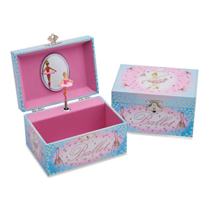 Ballerina Musical Jewellery Box - Lucy Locket