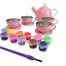 Paint a Fairy Tea Set - Tea Sets & Paints - Lucy Locket