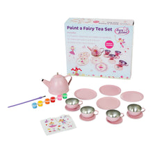 Paint a Fairy Tea Set - Box and Contents - Lucy Locket