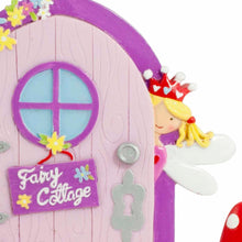 Garden Fairy Door & Window Set - Detail - Lucy Locket