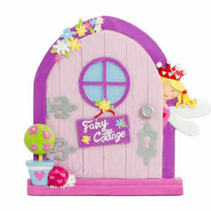 Garden Fairy Door & Window Set - Door - Lucy Locket