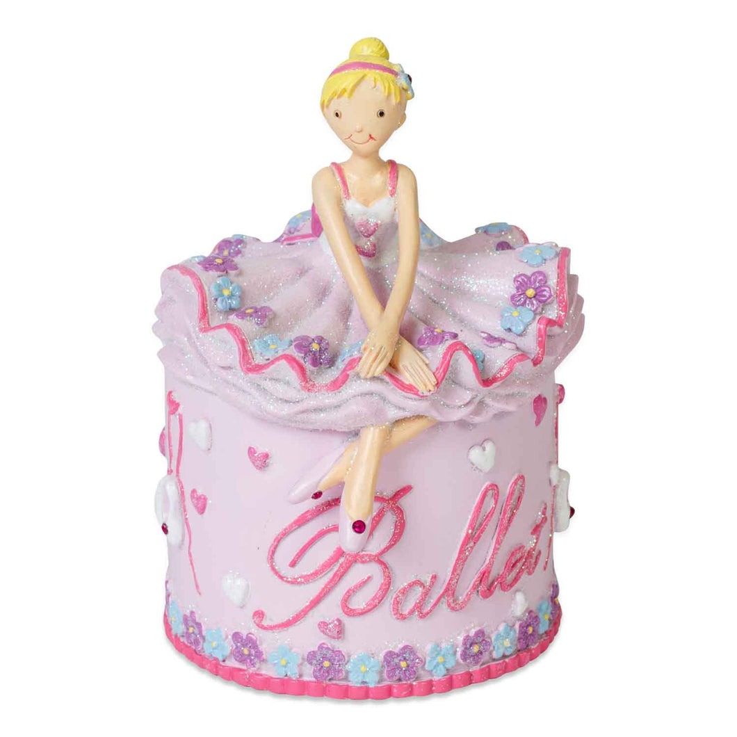 Ballerina Money Box - Lucy Locket