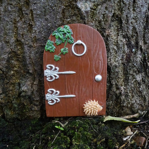 Woodland Elf / Fairy Door - Outside - Lucy Locket