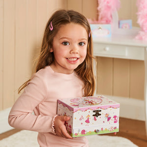 Enchanted Fairy Musical Jewellery Box - Carried by Child - Lucy Locket