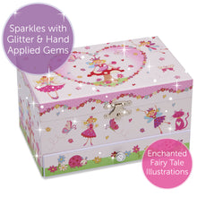 Enchanted Fairy Musical Jewellery Box - Main Image - Lucy Locket - Infographic 4