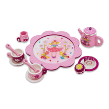 Fairy Tale Wooden Tea Set & Cakes Toy - Entire Set - Lucy Locket