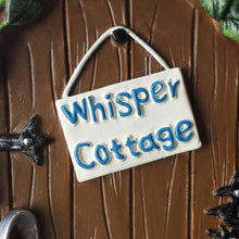 'Whisper Cottage' Magical Door -Door Sign - Lucy Locket
