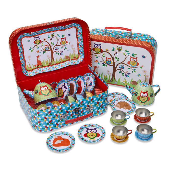 Woodland Tea Set - Main Image - Lucy Locket