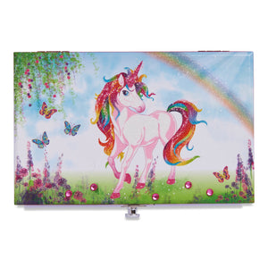 Magical Unicorn Musical Jewellery Box - Unicorn Detail - Lucy Locket