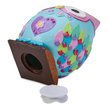 Woodland Owl Money Box - Remove Money through Bung in the Base - Wobbly Jelly