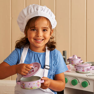 'Fairy Tale' Pots and Pans Kitchen Set