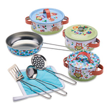 Woodland Animals Kitchen Set - Wobbly Jelly