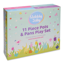 Woodland Animals Kitchen Set - Packaging - Wobbly Jelly