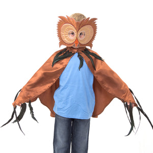 Owl Fancy Dress Costume - Slimy Toad