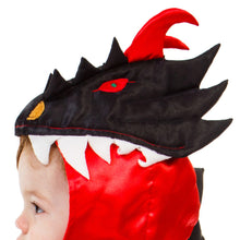 Baby / Toddler Dragon Costume - Hood Detail - Slimy Toad