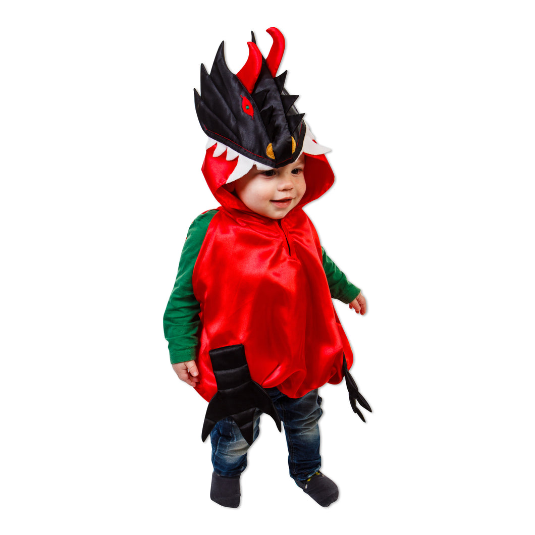 Baby / Toddler Dragon Costume - Slimy Toad