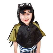 Spider Fancy Dress Costume - Front - Slimy Toad