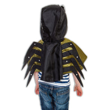 Spider Fancy Dress Costume - Back - Slimy Toad