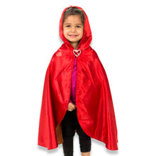 Red Riding Hood Fancy Dress Costume - Slimy Toad