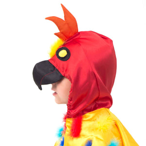 Parrot Fancy Dress Costume - Beak - Slimy Toad