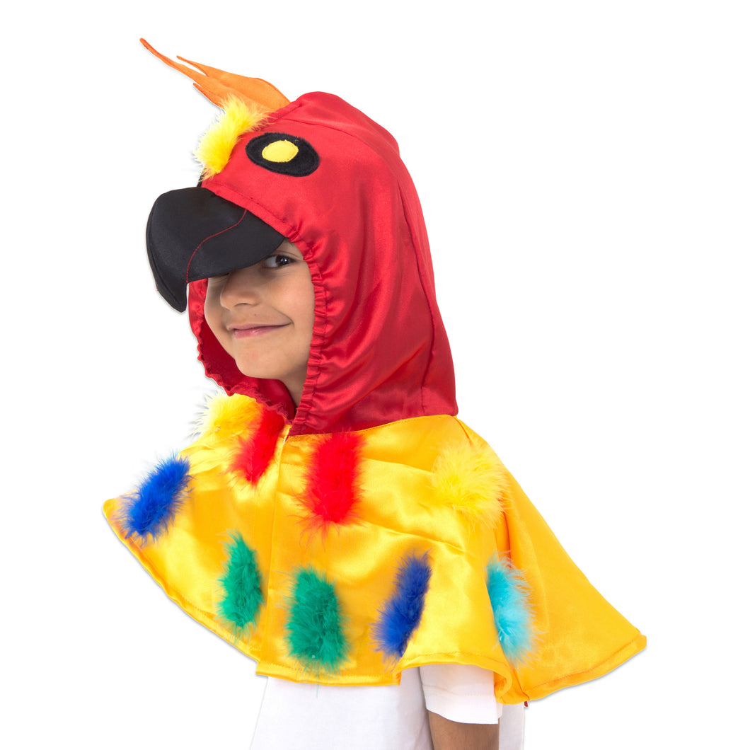 Parrot Fancy Dress Costume - Slimy Toad