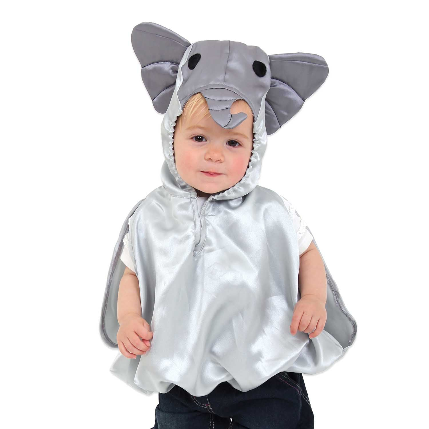 Baby Toddler Elephant Fancy Dress Costume – Lucy Locket Toys & Gifts
