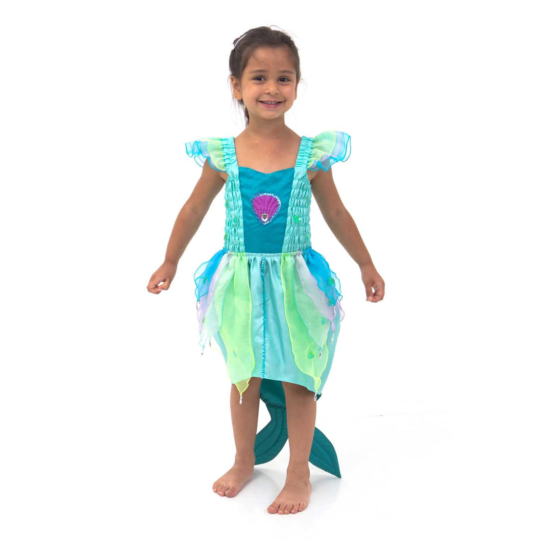 Luxury Mermaid Fancy Dress Costume - Lucy Locket