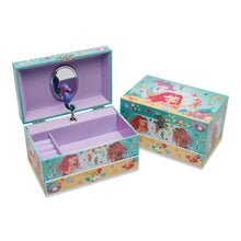 Mermaid and Friends Musical Jewellery Box - Lucy Locket