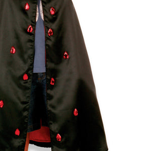 Vampire Fancy Dress Costume - Detail - Slimy Toad