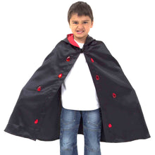 Vampire Fancy Dress Costume - Front - Slimy Toad