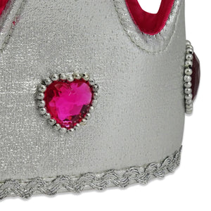 Jewel Queen Fancy Dress Crown - Jewel Detail - Lucy Locket