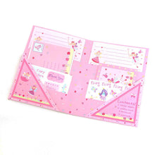 Fairy Tale Writing Set - Paper, Envelopes, Postcards - Lucy Locket
