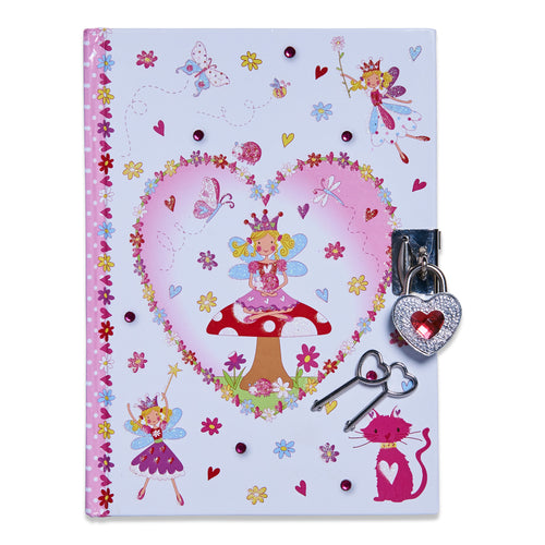 Enchanted Fairy Secret Diary - Lucy Locket