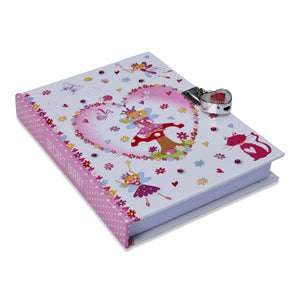 Enchanted Fairy Secret Diary - Cover - Lucy Locket
