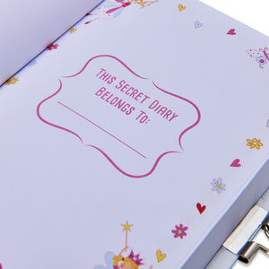 Enchanted Fairy Secret Diary - This Diary Belongs to... - Lucy Locket