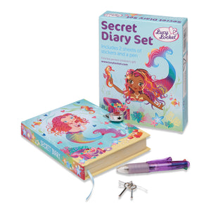 Mermaid and Friends Secret Diary - Lucy Locket