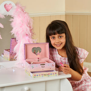 Fairy Tale Musical Jewellery Box