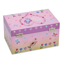 Fairy Musical Jewellery Box - Back - Lucy Locket