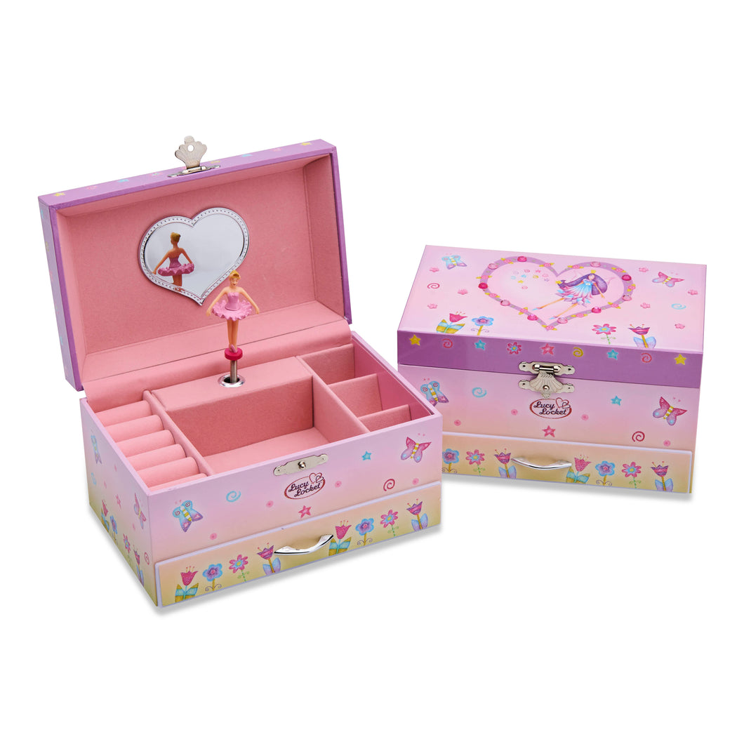 Fairy Musical Jewellery Box - Main Image - Lucy Locket