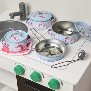 'Unicorn Dream' Kitchen Set - Set Up for Play Wobbly Jelly