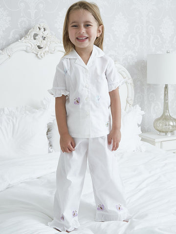 Pure Cotton Girls Pyjamas
