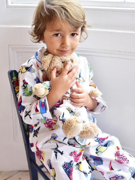 Pure Cotton Boys Pyjamas