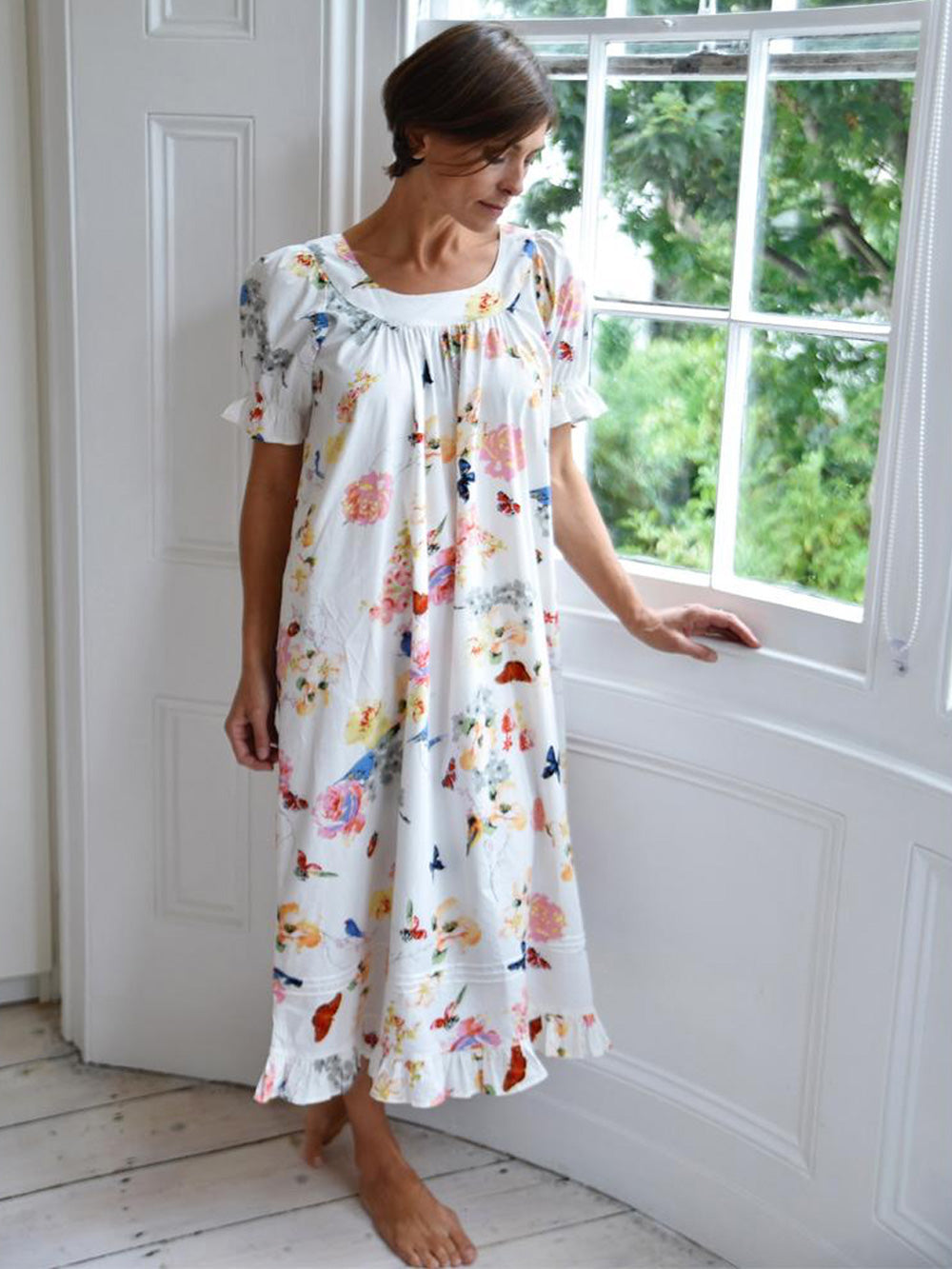Secret Garden Ladies Nightdress