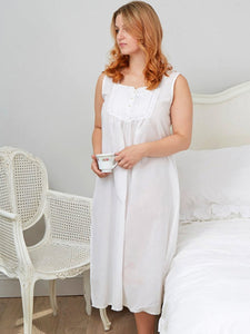 Cotton Ladies Nightdress- Nicole