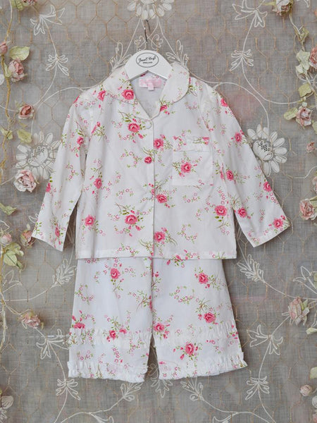 Rosie - Pure Cotton Girls Pyjamas